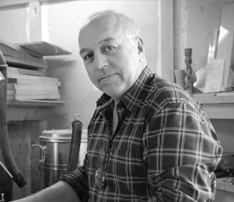 Jean-Luc Montceau est artisan dans la Drôme